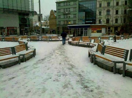 Liberec - město pro lidi. Opravdu? foto: A. Gebrian