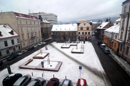 Nerudovo náměstí | foto: P. Šmídek