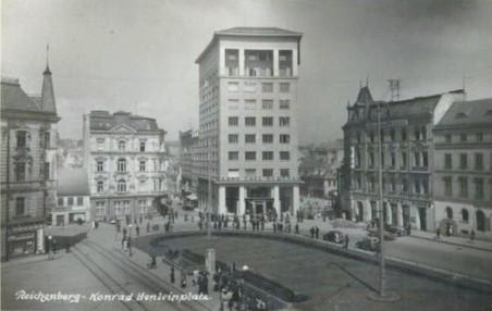 historická fotografie
